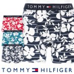 TOMMY HILFIGER トミーヒルフィガー TOMMY ORIGINAL COTTON BUTTONFLY BOXER BRIEF FLOWER PRINT ボクサーパンツ