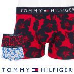 TOMMY HILFIGER トミー・ヒルフィガー ボクサーパンツ FASHON UNDERWEAR COTTON TRUNK FLOWERS