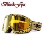 ブラックフライ ゴーグル BLACKFLYS カオス ミッド CHAOS MID BF10-5103-PA74 Panther/L.Orange Gold Mirror スキー スノーボード スノボ