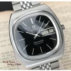 仕上げ済み OMEGA オメガ シーマスター Cal 1020 ヴィンテージ アンティーク 自動巻き メンズ腕時計