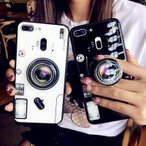 iphone8 ケース カメラ型  アイデア商品 便利グッズ iphone7ケース  カメラ型iphone8Plus/7Plus iphonex/xs カメラ型 ケース iphone6sケース カメラ型