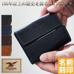 [Willis & Geiger/ウィリスアンドガイガー] 三つ折り財布/コンパクト財布[1Xmas]