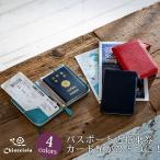 名入れ無料/パスポートと搭乗券、カード類がひとつにまとまる!(6800円)