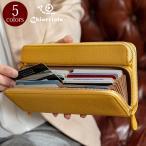 一目瞭然の三層独立ウォレット 大容量 財布 一目瞭然カードたっぷり3層ウォレット 2020 長財布 レディース Chiocciola キオッチョラ ホワイトデー対象商品