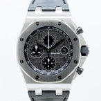 AUDEMARSPIGUET(オーデマピゲ)ロイヤルオークオフショア クロノグラフ 42mm 26470ST.OO.A104CR.01 〔腕時計〕〔メンズ〕〔新品〕