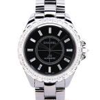 CHANEL【シャネル】J12 ジェイトゥエルヴ 41mm クロマティック チタンセラミック バゲットダイヤモンド H3155〔腕時計〕〔純正品〕〔新品〕〔メンズ〕