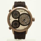 CURTIS&Co(カーティス)BIG TIME WORLD 42mm(RG) カーティス ビックタイムワールド42mm【腕時計】