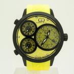 CURTIS&Co(カーティス)BIG TIME WORLD 50mm(Yellow/BC) カーティス ビックタイムワールド50mm【腕時計】