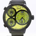 CURTIS&Co(カーティス)BIG TIME WORLD 57mm(Yellow/BC) カーティス ビックタイムワールド57mm【腕時計】