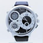 CURTIS&Co(カーティス)BIG TIME WORLD 57mm(Black) カーティス ビックタイムワールド57mm【腕時計】