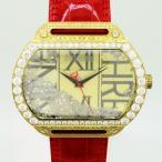 DUNAMIS(デュナミス)ヘラクレス HE-Y5(ゴールド  純正ダイヤモンド約18ct)〔リキッドダイヤモンド〕〔腕時計〕〔メンズ〕