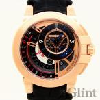 HARRYWINSTON【ハリーウィンストン】オーシャン・デュアルタイム オートマティック44mm OCEATZ44RR011〔新作モデル〕〔腕時計〕〔新品〕