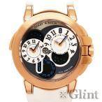 HARRYWINSTON【ハリーウィンストン】オーシャン デュアルタイム OCEATZ44RR001(400/MATZ44R)(18Kローズゴールド)〔腕時計〕〔メンズ〕