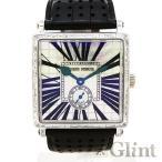 ロジェデュブイ ゴールデンスクエア(ROGER DUBUIS)G43 14 0 GN1G.7AR バゲットダイヤモンド〔腕時計〕〔メンズ〕〔世界限定28本〕