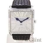 ロジェデュブイ ゴールデンスクエア(ROGER DUBUIS)G43 バゲットダイヤモンド〔全面ダイヤ〕〔腕時計〕〔メンズ〕〔世界限定28本〕