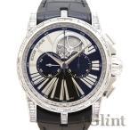 ロジェデュブイ エクスカリバー(ROGER DUBUIS)EX45-781-20-00/0ER00/B バゲットダイヤモンド〔腕時計〕〔メンズ〕〔世界限定88本〕