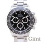 ロレックス(ROLEX)デイトナ 116500LN ブラック文字盤〔腕時計〕〔メンズ〕〔2019年8月/ランダムシリアル〕〔新品〕