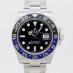 ROLEX(ロレックス)GMTマスターII(Ref:116710BLNR)黒×青セラミックベゼル ランダムシリアル〔自動巻き〕〔腕時計〕〔新品〕