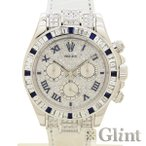 ROLEX(ロレックス)デイトナ 116519(116599/12SA仕様)〔18KWG〕〔バゲットダイヤモンド/アフターダイヤ〕〔自動巻き〕〔腕時計〕〔メンズ〕