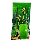 【国産】特濃抹茶入りグリーンティー(砂糖少量使用) 粉末 160g