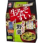 旭松食品 袋入生みそずい 無添加よりどり野菜10食×10個