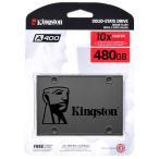 Kingston 大容量内蔵SSD 480GB/960GB/1920GB 2.5インチ SATA3 TLC NAND採用 A400 3年保証