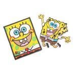 ワッペン アップリケ スポンジボブ 2枚セット spongebob 2Pセット SET キャラクター わっぺん wappen