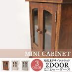 インテリア 小棚 小物入れ ショーケース アンティーク アクセサリー ステーショナリー 木材 エージング ナチュラル