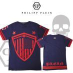 フィリッププレイン PHILIPP PLEIN Tシャツ メンズ