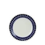 アラビア 皿 24 cm 240mm パスタ サラダプレート 食器 調理器具 磁器 コバルトブルー フィンランド 北欧 贈り物 トゥオキオ 8383 Pasta Salad Plate Cobaltblue