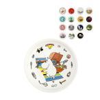 売り尽くしア アラビア Arabia ムーミン プレート 19cm 食器 皿 陶磁器 北欧 トーベ・ヤンソン フィンランド