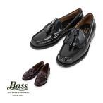 バス G.H.BASS G.H. LAYTON レイトン ブラック バーガンティ ローファー 革靴