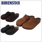 ショッピングビルケン ビルケンシュトック BirkenStock boston ボストン サンダル メンズ 男性用 天然皮革 レザー アンティークブラウン regular 普通幅タイプ