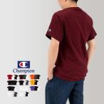 チャンピオン Tシャツ 3枚セット チャンピオン Champion メンズ レディース 半袖 シンプル 無地 T425 クルーネック ワンポイント