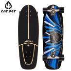 カーバースケートボード Carver Skateboards C7 Complete 31.25 フォートノックスブルー Fort Knox Blue