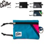 ドリフター Drifter Key Coin Pouch キーコインポーチ Pouch- Pack Cloth Nylon 230 ネコポス発送