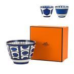 エルメス Hermes ブルーダイユール ラージボウル 10.5cm BLEUS D AILLEURS Grand Bol 高級 テーブルウェア ボウル 皿 食器