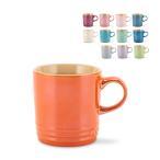 ルクルーゼ Le Creuset マグカップ 350mL メタリック マグ ストーンウェア おしゃれ かわいい 食器