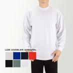 ロサンゼルスアパレル Los Angeles Apparel 6.5オンス S~XLサイズ ガーメントダイ 長袖Tシャツ メンズ