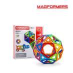 マグフォーマー Magformers 62ピース おもちゃ 玩具 知育玩具 キッズ 空間認識 展開図