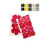 ショッピングマリメッコ マリメッコ Marimekko ティータオル 2枚セット キッチンタオル 70×47cm ウニッコ 066943 Kitchen UNIKKO TEA TOWEL 2PCS 北欧雑貨 おしゃれ かわいい