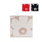 マリメッコ Marimekko ミニタオル ハンドタオル ウニッコ コットン 25×25cm 063837 UNIKKO MINI TOWEL 北欧雑貨 ハンカチ かわいい 新生活