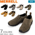 メレル Merrell ジャングルモック メンズ 靴 シューズ 軽量 スニーカー スリッポン モックシューズ