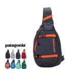 パタゴニア PATAGONIA ボディバッグ アトム スリング 8L ワンショルダーバッグ スリングバッグ 48260 / 48261 EQUIPMENT DAY PACKS