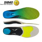 シダス Sidas インソール ラン 3D プロテクト 立体形状 中敷き ランニング 315497000/CSE3DRUNPROT19