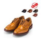 トリッカーズ Tricker's バートン ウィングチップ ダイナイトソール 5633 Bourton Dainite sole メンズ 靴