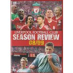リバプール 2008-2009 シーズンレビュー/LIVERPOOL FOOTBALL CLUB SEASON REVIEW 08-09(DVD)