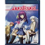 Angel Beats!(エンジェル ビーツ)2枚組ブルーレイBOX/全14話(13話+OVA1話)(350分)収録 北米版(Blu-rayDVD)