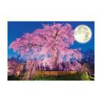 ジグソーパズル 1000ピース 風景 円山公園の夜桜 51-227