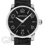 モンブラン タイムウォーカー 105812 ブラック MONTBLANC